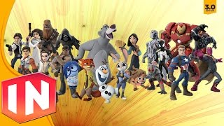 Disney Infinity 3.0: Gold Edition video