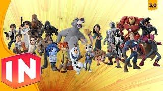 Disney Infinity 3.0: Gold Edition video