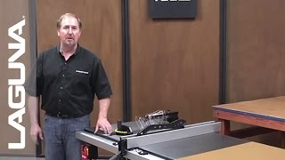 Fusion Tablesaw Setup Part 1 of 18