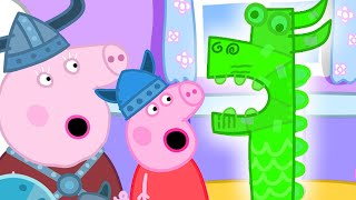 Peppa Pig Official Channel | Peppa Pig Dresses Up as a Viking