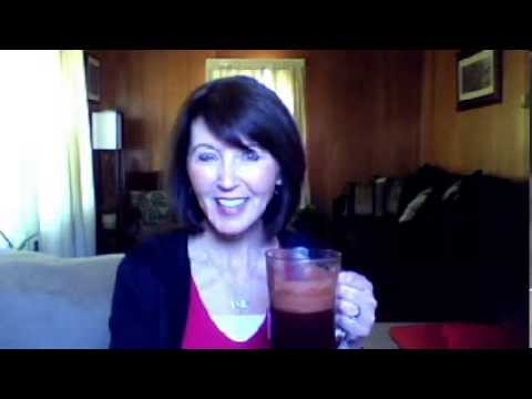 Video Raw Vegetable Juice Recipe for Liver  Health
