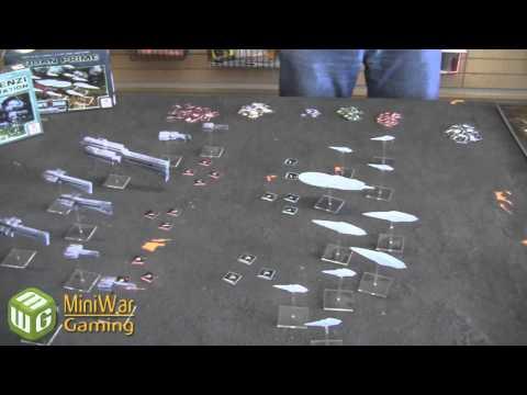 Miniwargaming.com - Firestorm Armada Introduction