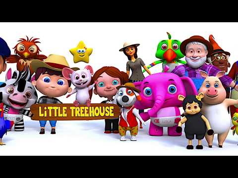 Little Treehouse India | Hindi Kids Songs and Nursery Rhymes | बच्चों के गीतकविता | COMING SOON!