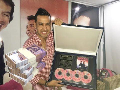 Millonario Recompensa Por Disco... Martín Elías