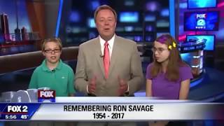 Honoring Ron Savage