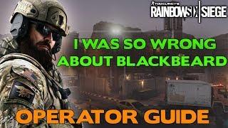Blackbeard Operator Guide || Rainbow Six Siege Tips