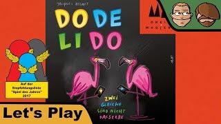 Dodelido - Brettspiel - Let's Play