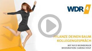 WDR4 Kollegengespräch und Radioreportage