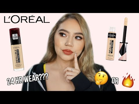 Infallible Full Wear Concealer by L'Oreal #8