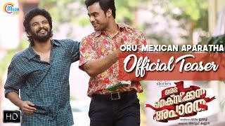 Oru Mexican Aparatha Official Teaser