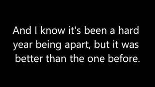 Anniversary - Chase Coy Lyrics