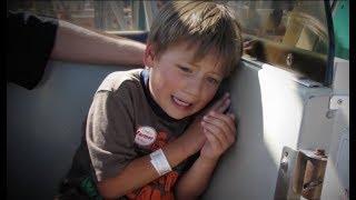 Его приговорили к 48 годам тюрьмы. Через 17 лет маленький мальчик опять дает ему надежду