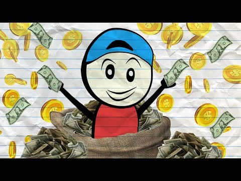 How To Be a Millionaire Full Story ~  Pencil Cartoons #49[4K]