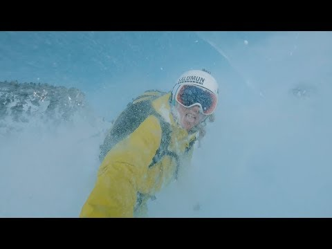 EVASIÓN TV: FREERIDE CAMP en Aramon Formigal-Panticosa con Ana Salvador