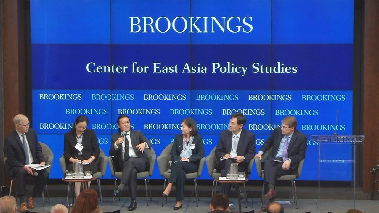 Panel discussion - A retrospective on a changing East Asia