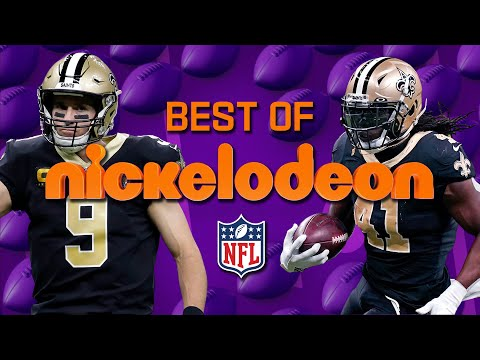 Best of NFL on Nickelodeon!