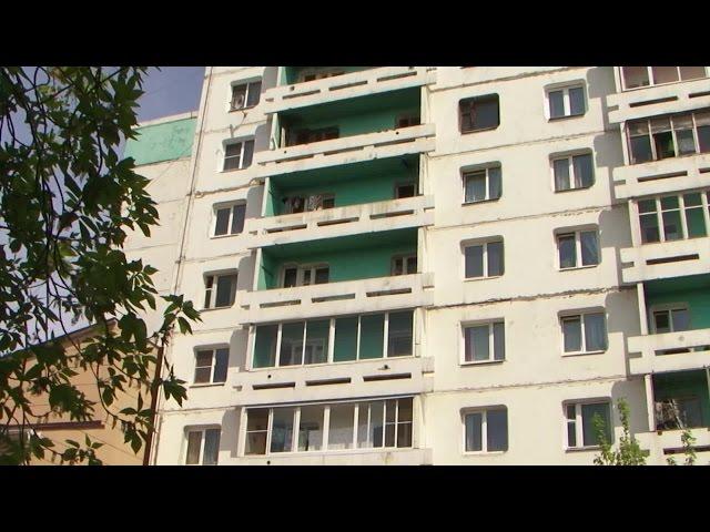 Ребенок выпал с шестого этажа