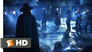 V for Vendetta (2005) - We're Both About to Die Scene (8/8)   Movieclips