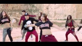 Fuego Dance - lorenzo giordano pow hip hop 2015