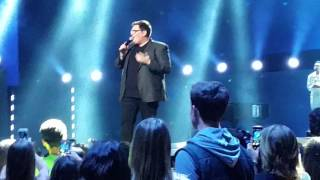 We Day, LA 2016-Jordan Smith with Revelation Avenue