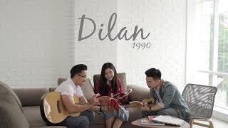 OST Dilan 1990 - Dulu Kita Masih SMA (eclat acoustic cover ft Brigitta Tifanny)