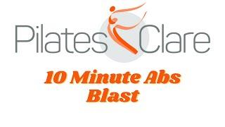 10 Minute Abs Blast