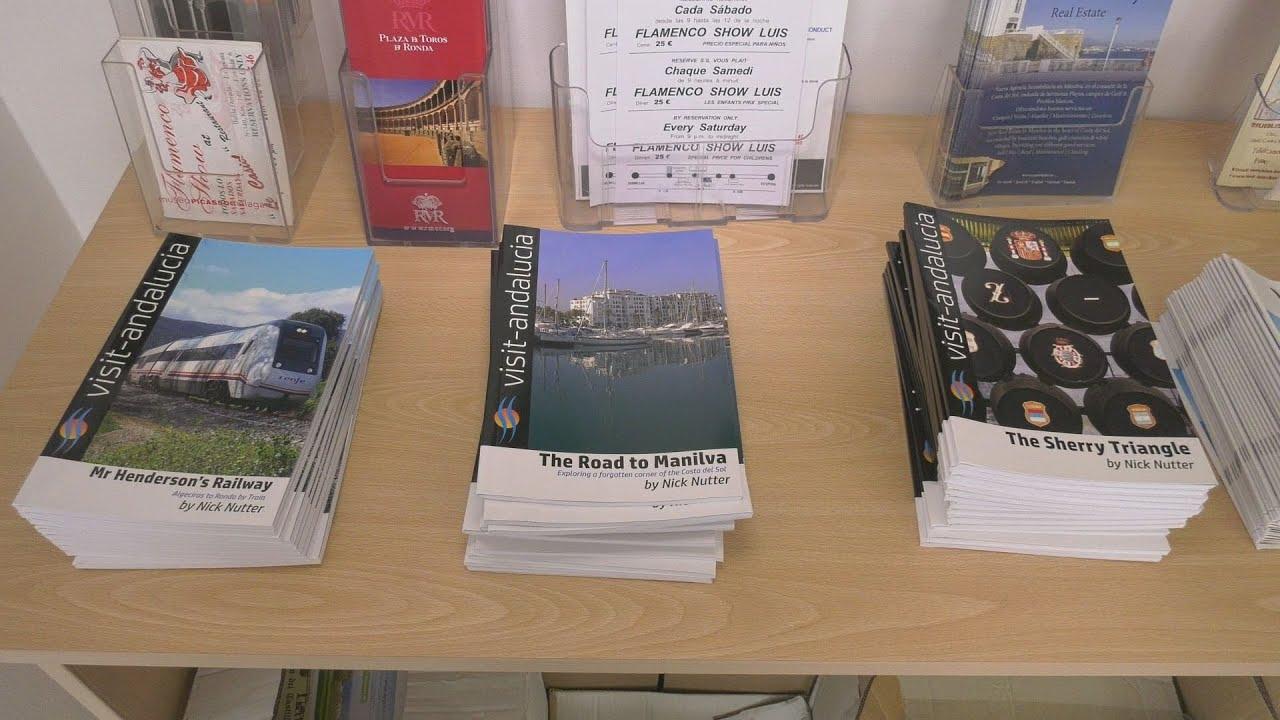 Turismo repartirá cientos de revistas informativas