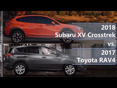 Subaru  Xv Паркетник класса J - тест-драйв 4