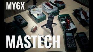 видео Mastech MY62