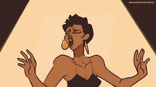 "Anita Baker - ""Sweet Love"" Animation"