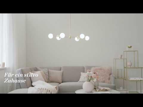 Aurelia: die perfekte Wohnzimmer Lampe für ihr Zuhause | Westwing Einrichten