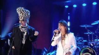 Boy George and Amanda Ghost Time Machine Live on Jonathan Ross