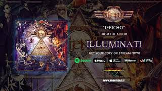 """JERICHO"", THE FIRST AUDIO TRACK FROM ""ILLUMINATI"" GETS RELEASED TODAY!"