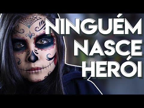 NINGUÉM NASCE HERÓI, ERIC NOVELLO | Pronome Interrogativo
