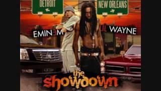 **NEW ** EMINEM Vs LIL WAYNE - D BOY - THE SHOWDOWN 2009