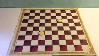 Jouer aux dames - Règles du jeu - Dames