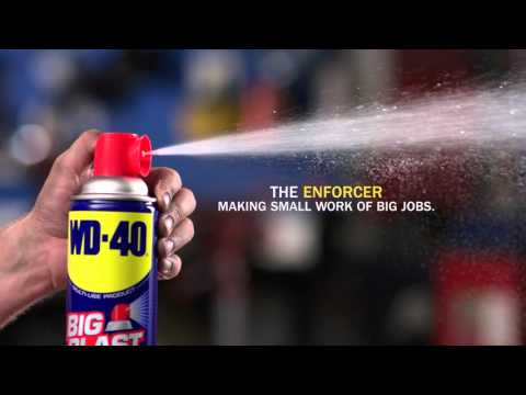 Harness the Power #WD40PowerOf5 (:30)