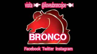 Bronco El No Sabe