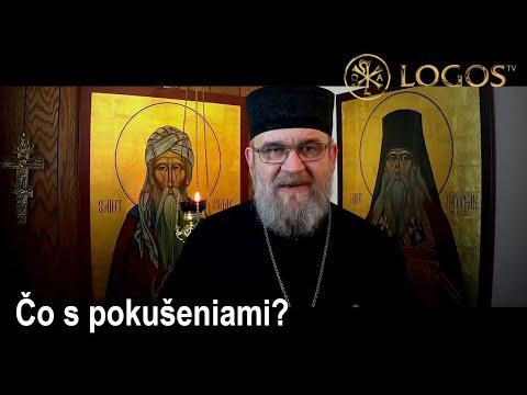 OTCOVIA PÚŠTE (112) - Sv. Izák Sýrsky - Neutekajme pred pokušením