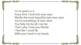 Brian McKnight - Marilie Lyrics