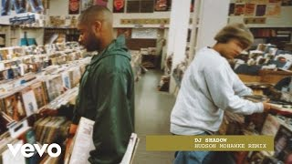 DJ Shadow - Midnight In A Perfect World (Hudson Mohawke Mix)