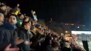 preview picture of video 'La Nord - Frosinone vs Livorno'