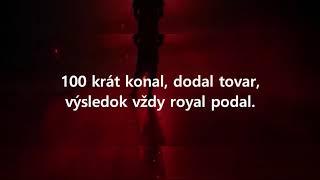 ROYAL   SEPAR Ft. STRAPO Ft. ČIS T | (TextLyrics) | Teeky Lyrics