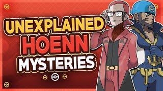 5 Unexplained Mysteries From Every Pokémon Generation - Hoenn