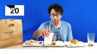 Matty Goldberg's 2 Minute Fast Food Review: Shake Shack