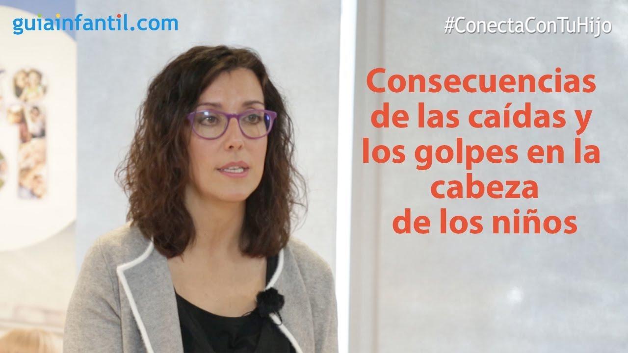 Consecuencias de las caídas y golpes en la cabeza de los niños | #ConectaConTuHijo