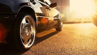 Mercedes 1993 года с V8 за 140 000 / Стильный старый Немец!