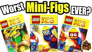 Worst Knockoff LEGO Custom Minifigures 2017
