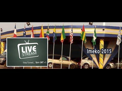 CCC Imeko Convocation - Live Stream Channel
