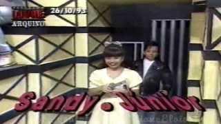 Sandy E Junior 1993 - Tô Ligado Em Você - Programa Livre